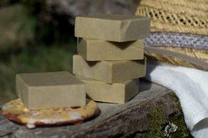 photo de savons shampoing petit grain