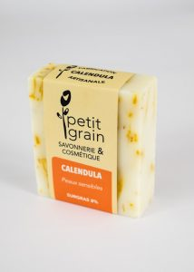 savon Calendula Petit Grain