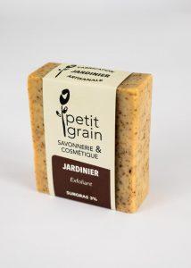 savon Jardinier Petit Grain
