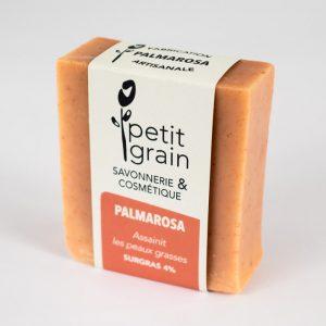 savon Palmarosa Petit Grain