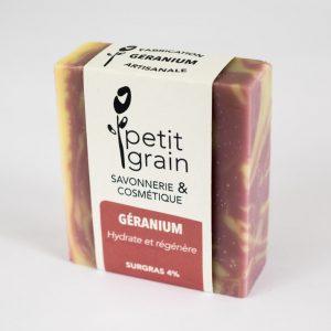 savon Géranium Petit Grain