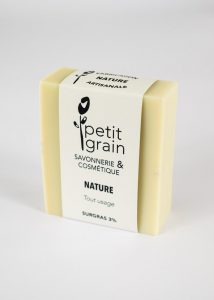 savon Nature Petit Grain