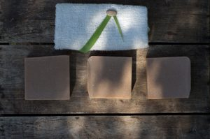 photo de savons petit grain