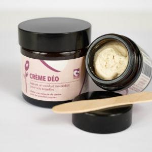 Crème déodorant